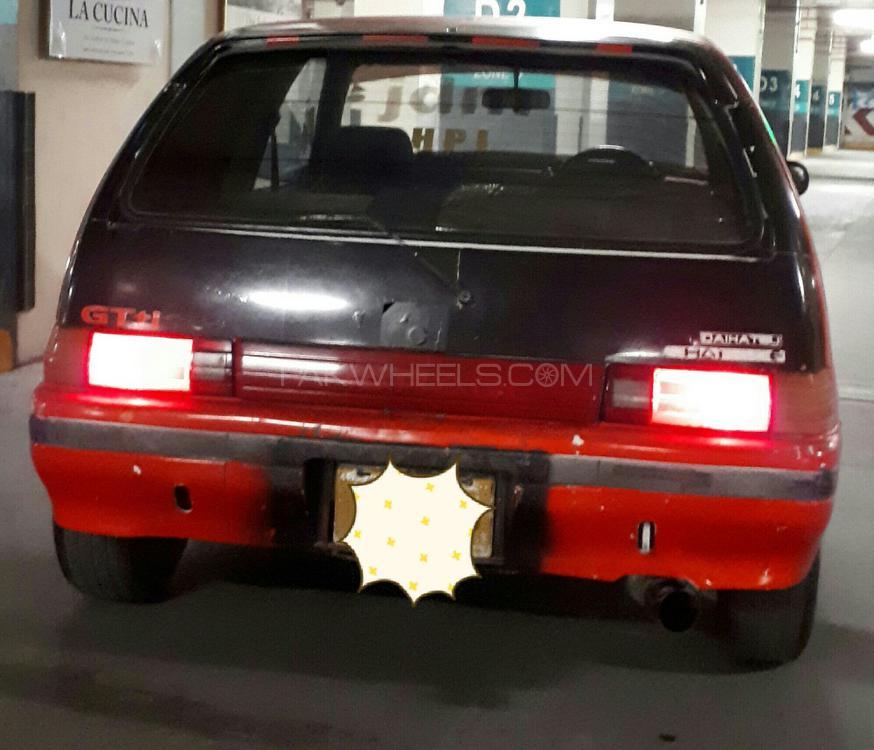 Daihatsu Charade GT-ti 1990 Image-1