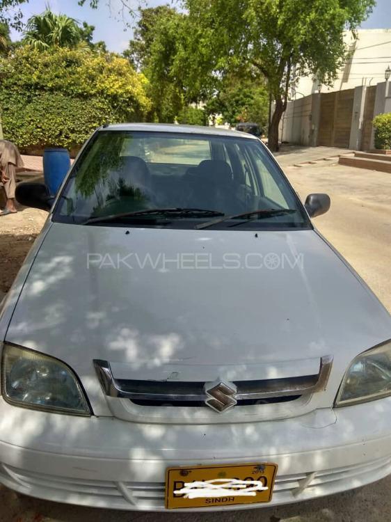 Suzuki Cultus Euro II (CNG) 2013 Image-1