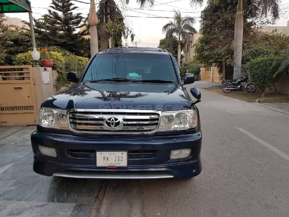 Toyota Land Cruiser Amazon 4.2D 1998 Image-1