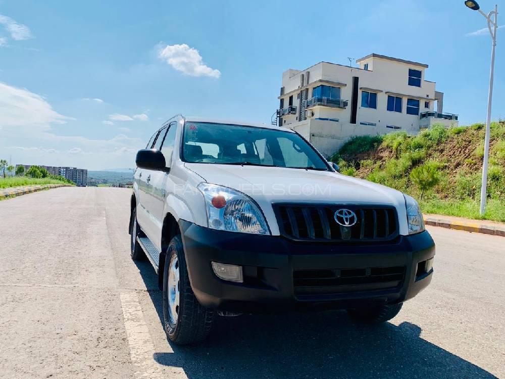 Toyota Prado 2003 Image-1