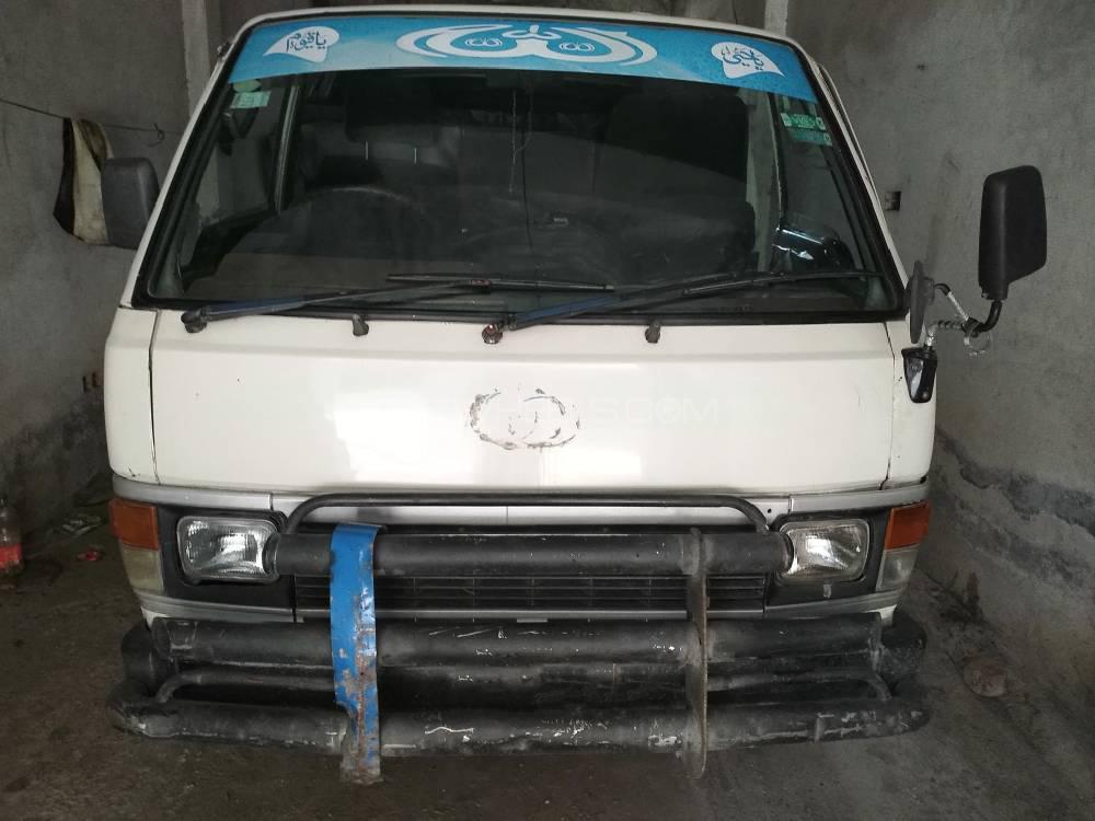 Toyota Hiace 1984 Image-1