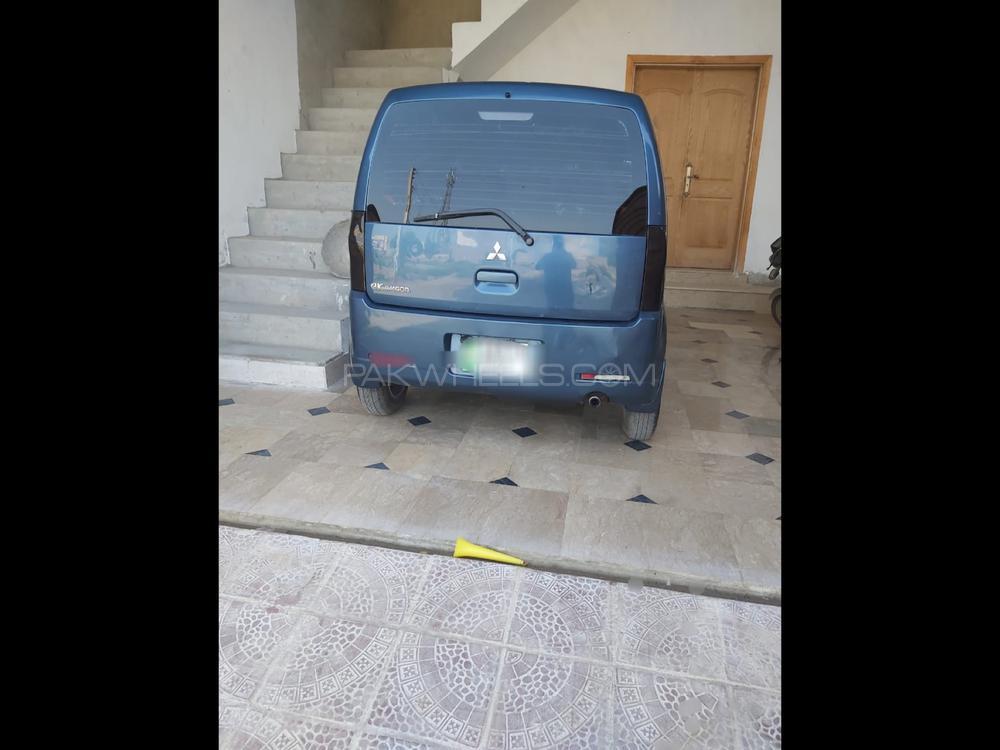 Mitsubishi Ek Wagon E 2013 Image-1