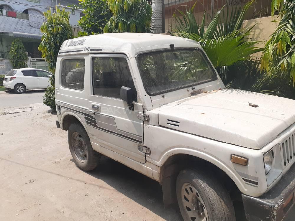 Suzuki Potohar Basegrade 1988 Image-1