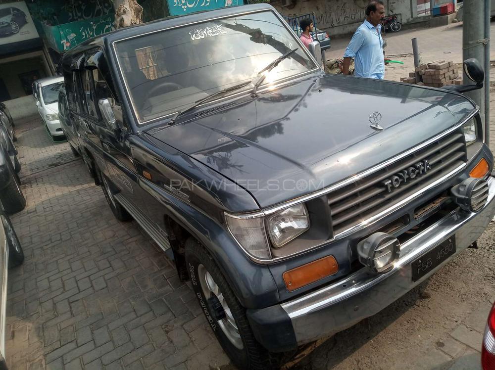 Toyota Prado TX 3.0D 1993 Image-1