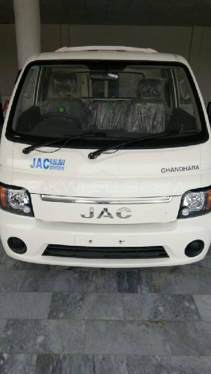 JAC X200 Base Grade 2019 Image-1