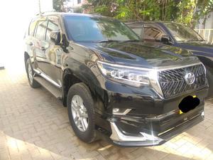Toyota Prado TZ for sale in Pakistan | PakWheels
