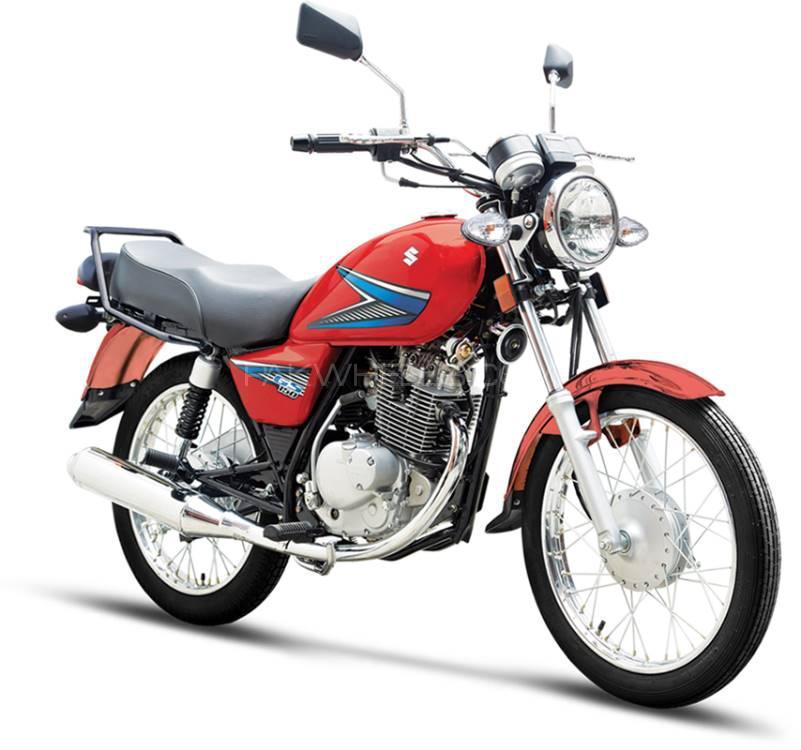 Suzuki GS 150 2019 Image-1