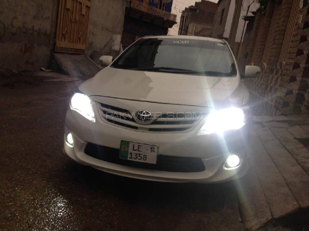Toyota Corolla XLi VVTi 2014 Image-1