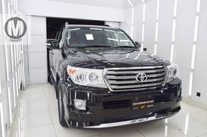 Used Toyota Land Cruiser AX 2012