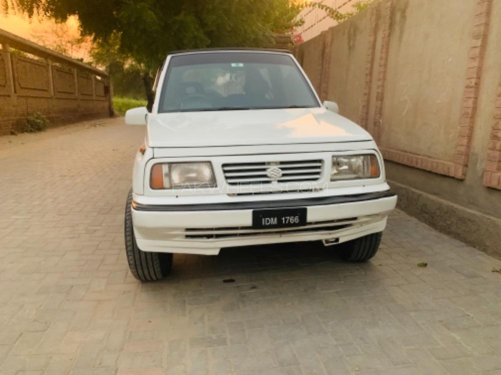 Suzuki Vitara GLX 1.6 1996 Image-1