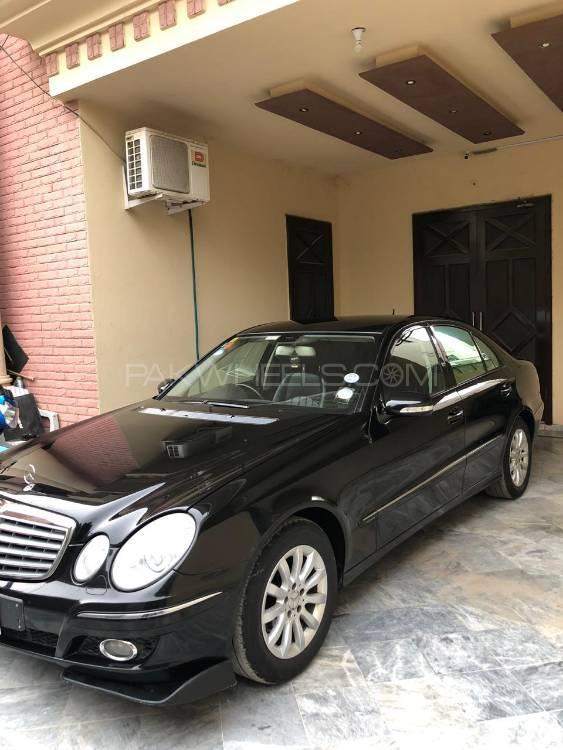 Mercedes Benz E Class E200 2007 Image-1