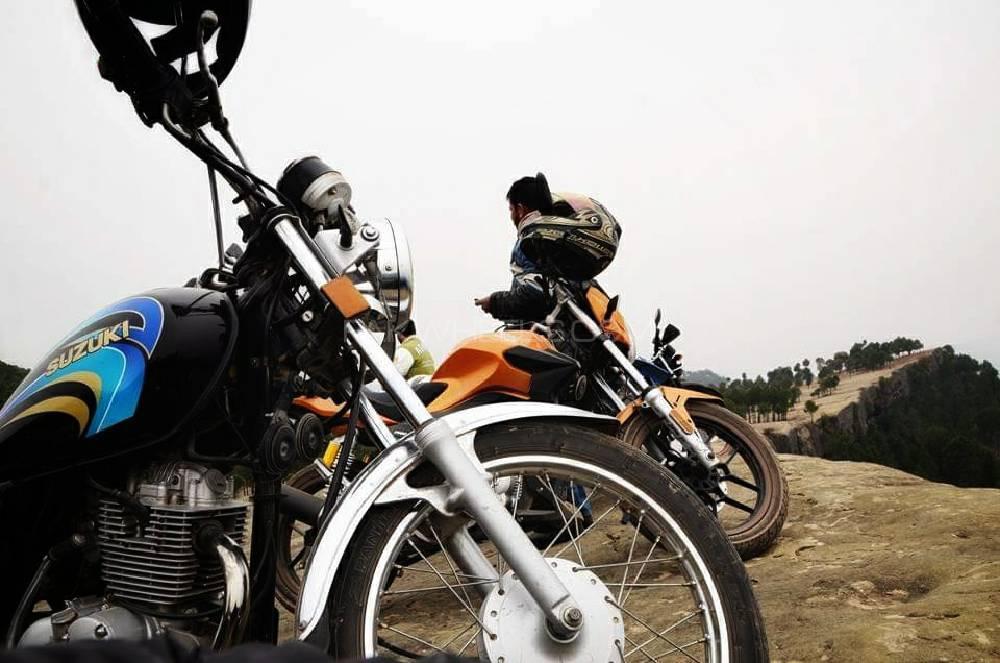 Used Suzuki GS 150 2012 Bike for sale in Islamabad - 251562   PakWheels