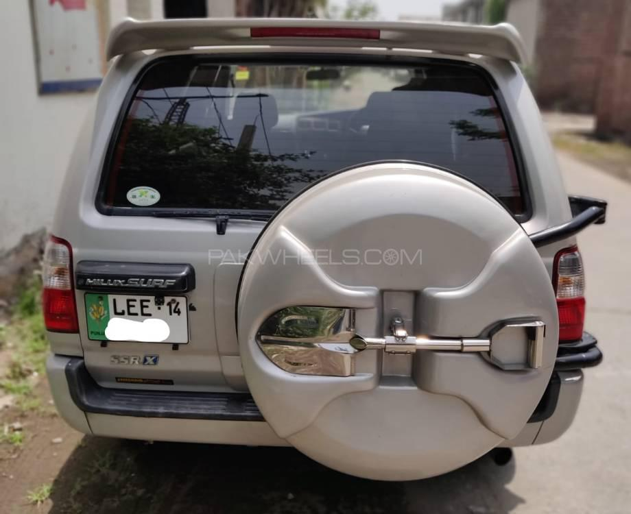 Toyota Surf SSR-X 2.7 1996 Image-1