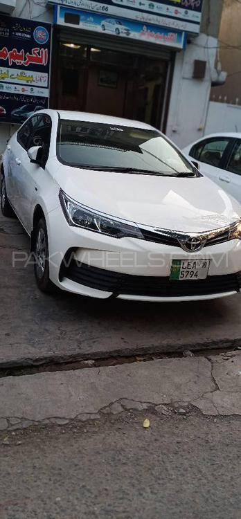 Toyota Corolla GLi 1.3 VVTi Special Edition 2019 Image-1