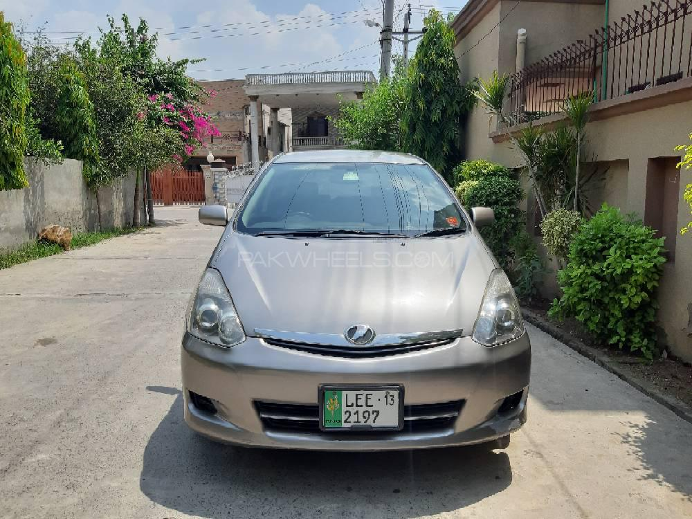 Toyota Wish 1.8 X Limited 2007 Image-1