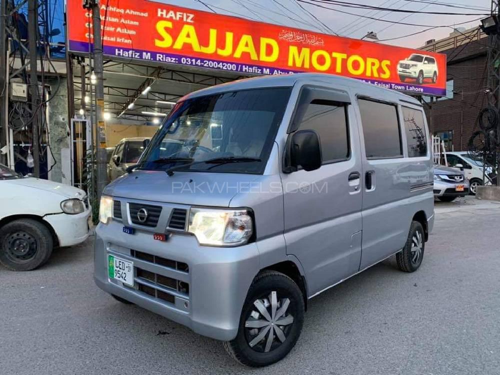 Nissan Clipper E Aero Version 2013 Image-1