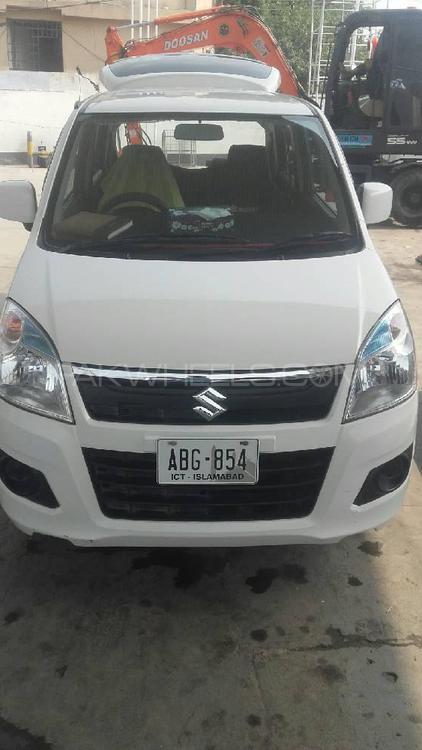 Suzuki Wagon R 2016 Image-1