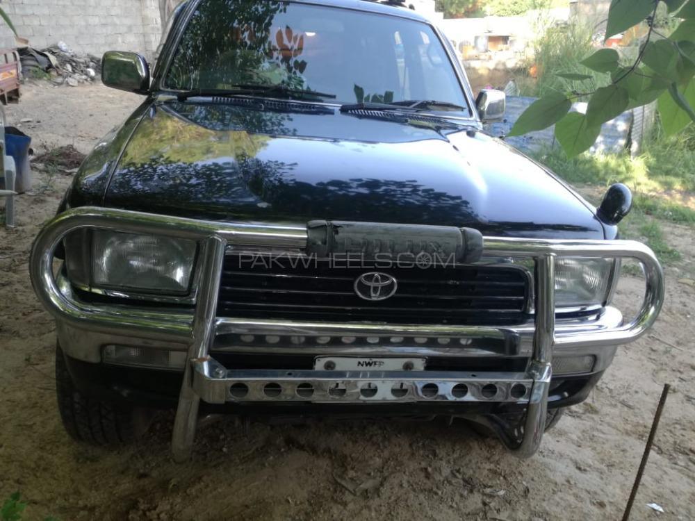 Toyota Surf SSR-X 3.0D 1994 Image-1
