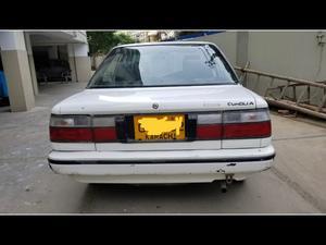 Toyota Corolla 1988 Cars for sale in Pakistan | PakWheels