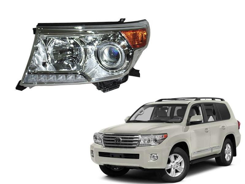 Tyc LH Head Light For Toyota Land Cruiser 2014-2016 in Lahore