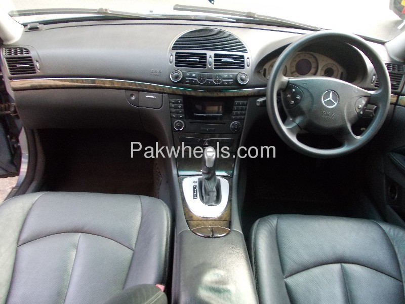 Mercedes benz e class e220 cdi 2004 for sale in karachi for Mercedes benz e class 2004