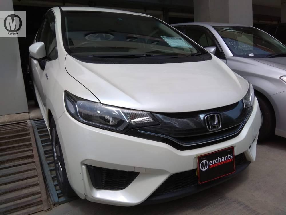HONDA FIT HYBRID