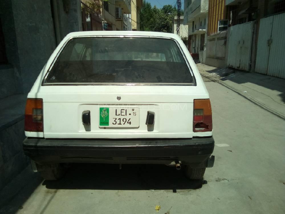 Daihatsu Charade CX 1993 Image-1