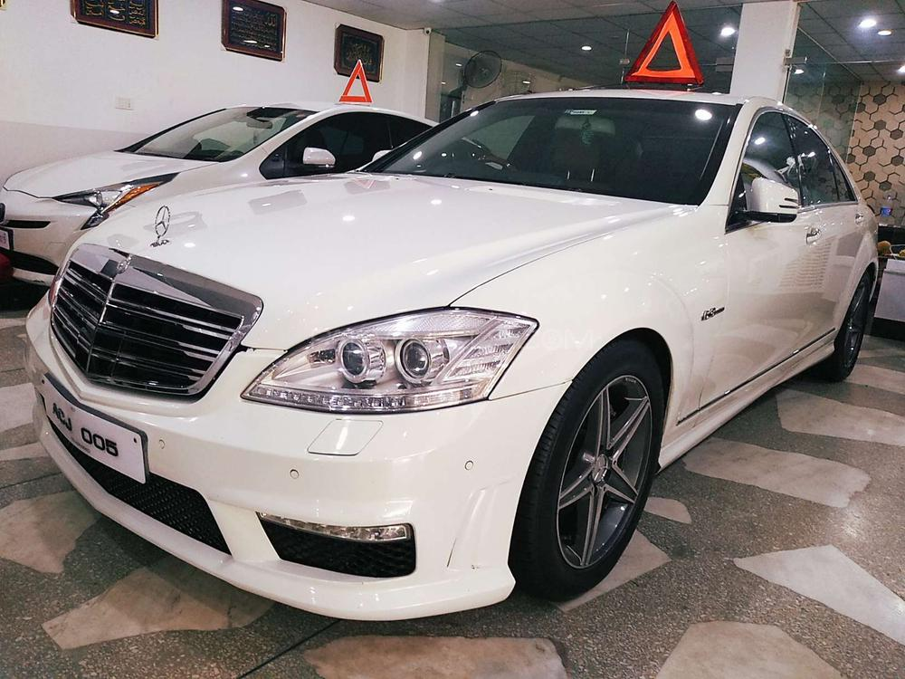 mercedes benz s class s350 2007 for sale in rawalpindi. Black Bedroom Furniture Sets. Home Design Ideas
