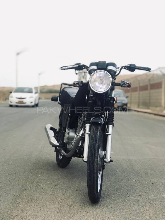 Suzuki GS-125 2009 Image-1