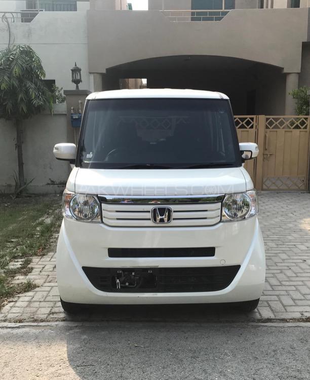 Honda N Box G-L Package 2015 Image-1