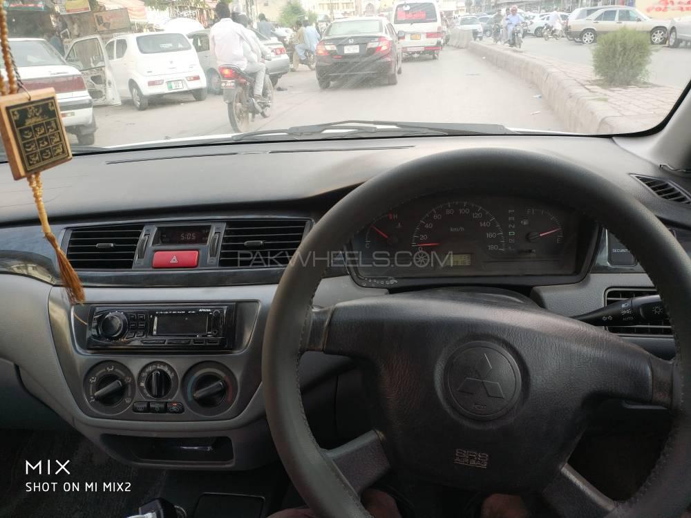 Mitsubishi Lancer 2007 Image-1