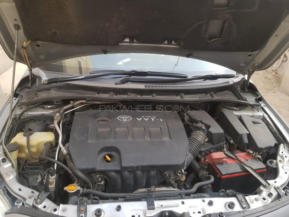 Toyota Corolla GLi Automatic Limited Edition 1.6 VVTi 2011 Image-1