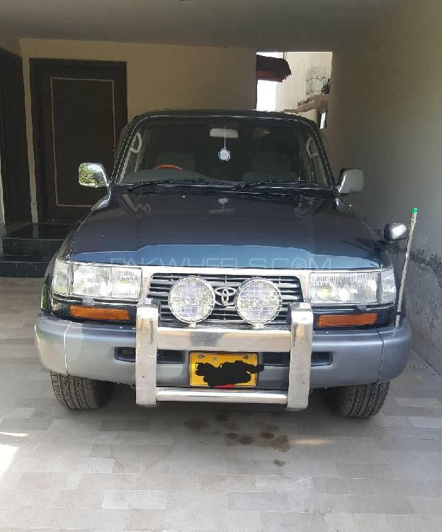 Toyota Land Cruiser VX Limited 4.5 1997 Image-1
