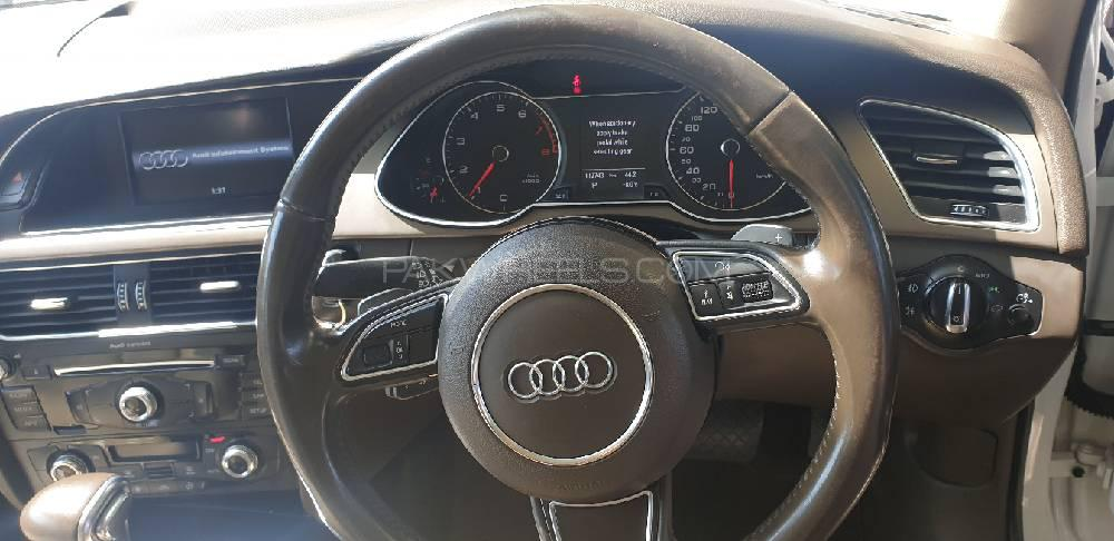 Audi A4 1 8 TFSI 2013 for sale in Islamabad | PakWheels