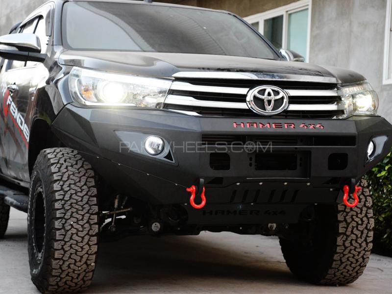 Hamer 4x4 Front Bumper For Toyota Revo -D1 in Lahore