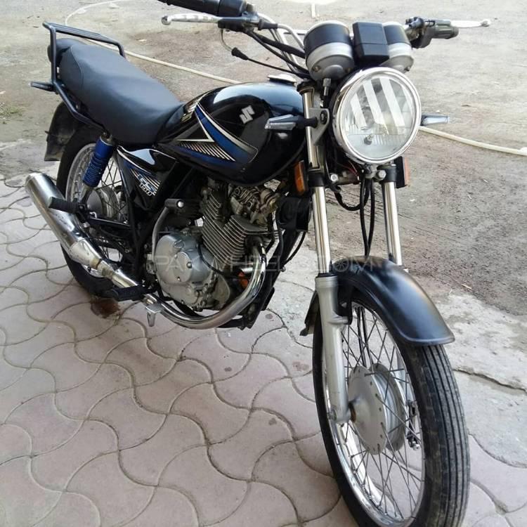 Used Suzuki GS 150 2013 Bike for sale in Peshawar - 252804   PakWheels