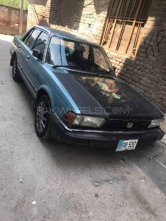 Honda Accord 1983 Image-1