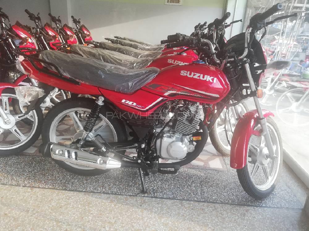 Used Suzuki GD 110S 2019 Bike for sale in Sargodha - 252838 | PakWheels