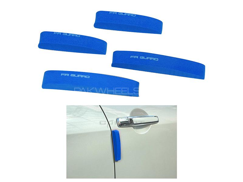 Universal Door Protector - Blue Image-1