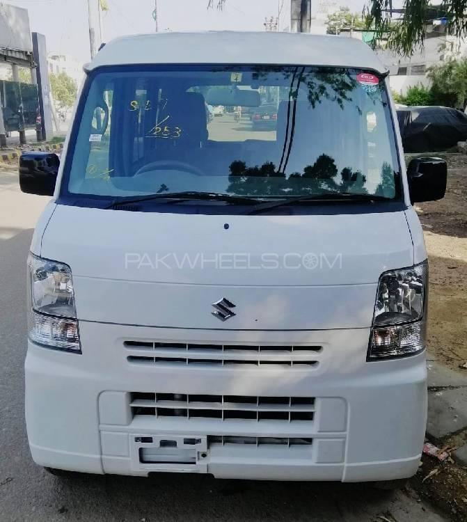 Suzuki Every Join 2014 Image-1