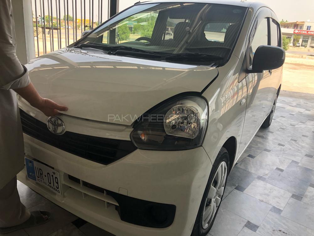 Toyota Pixis Epoch X 2016 Image-1