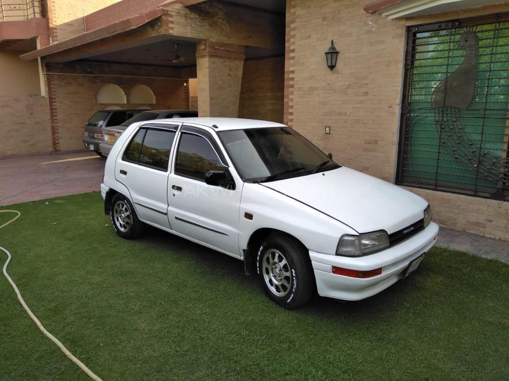 Daihatsu Charade CX Turbo 1998 Image-1