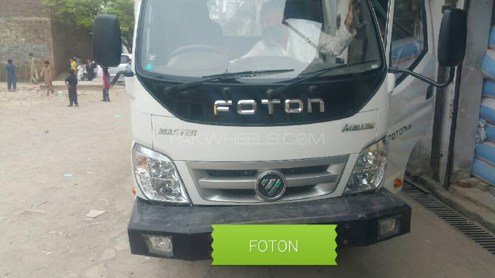 Master Foton M-280 2018 Image-1