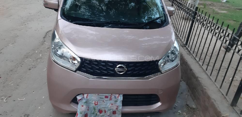 Nissan Dayz S 2014 Image-1