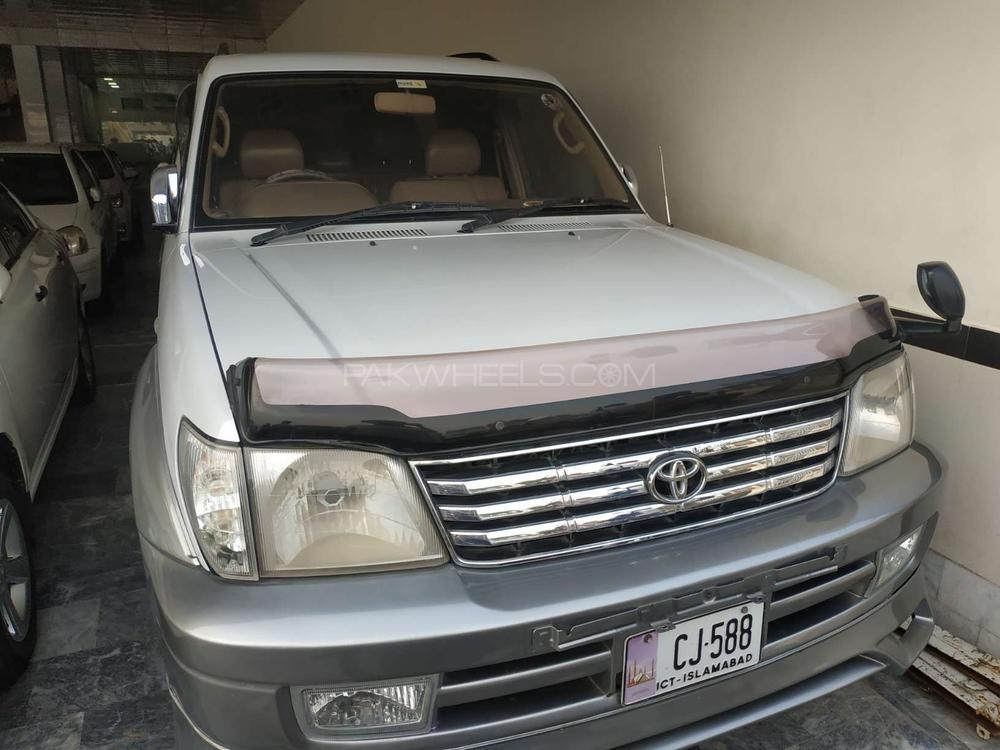Toyota Prado TX Limited 2.7 2000 Image-1