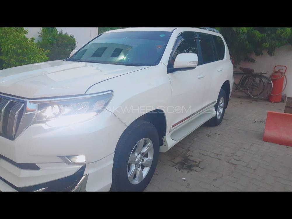 Toyota Prado TZ G 4.0 2009 Image-1