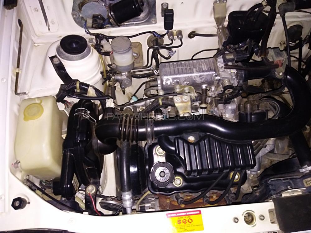 Suzuki Mehran VX Euro II (CNG) 2016 Image-1
