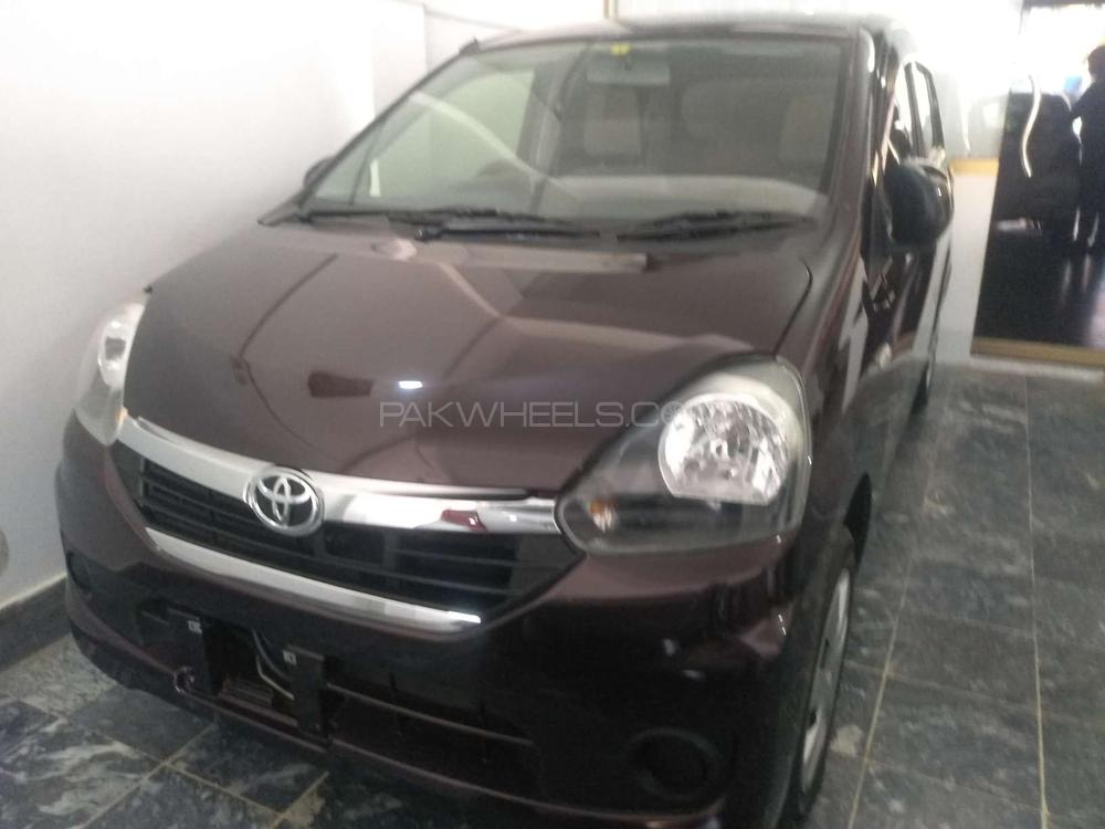 Toyota Pixis Epoch L 2016 Image-1