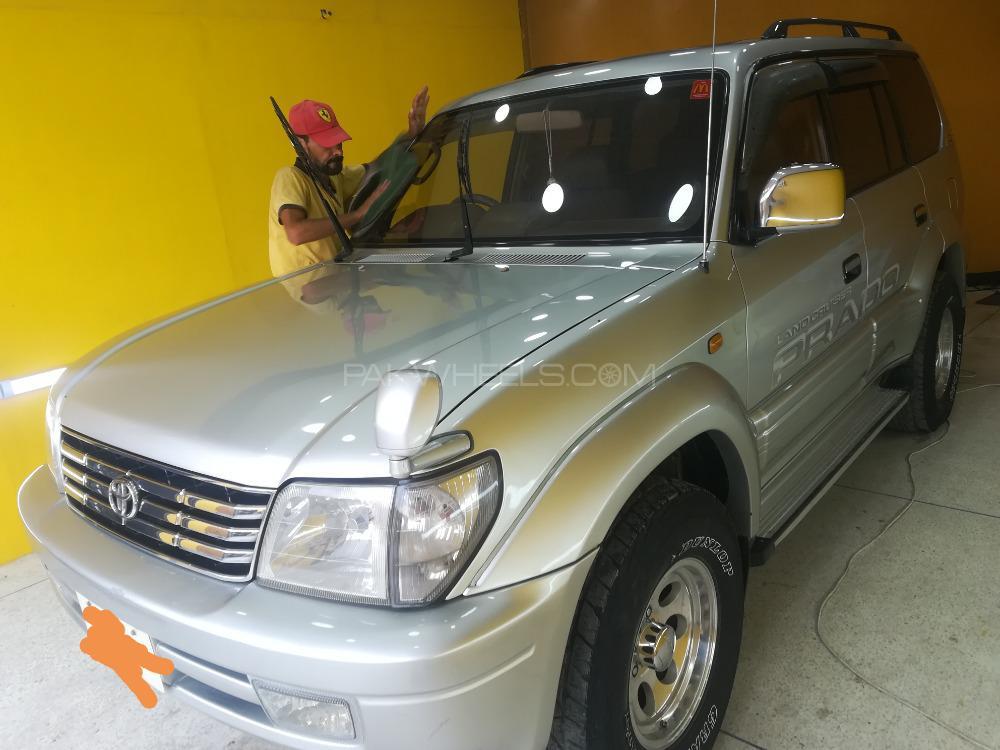 Toyota Prado TX 3.0D 2001 Image-1