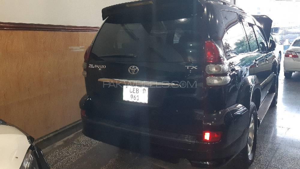 Toyota Prado TX Limited 2.7 2008 Image-1